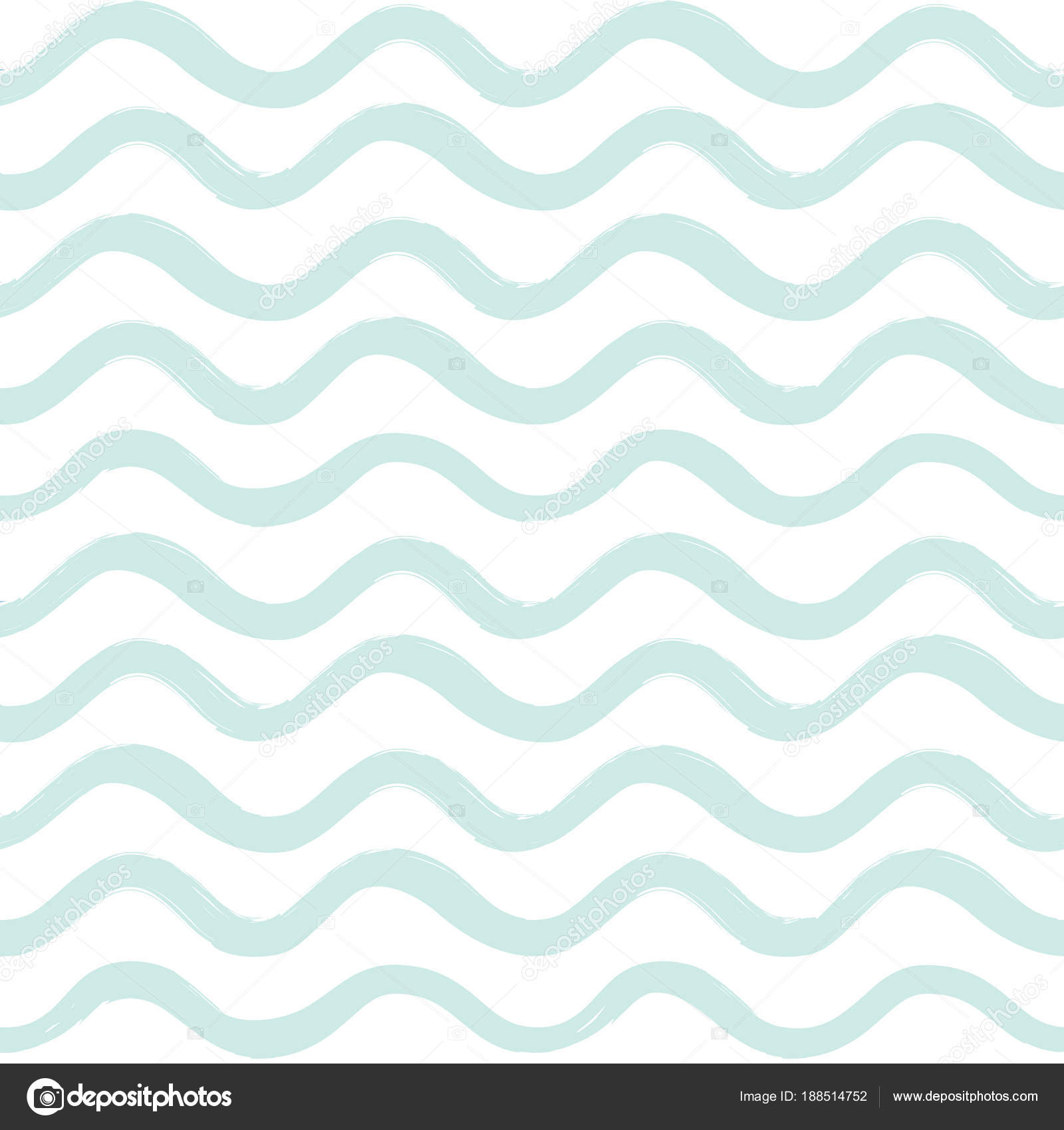 波浪线观赏壁纸 图库矢量图像 C Yokodesign