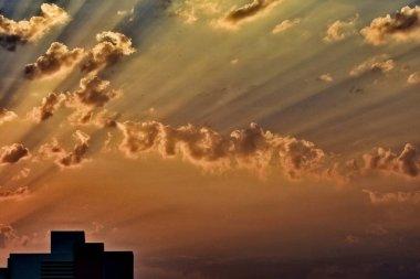 Beautiful and Dramatic Sky