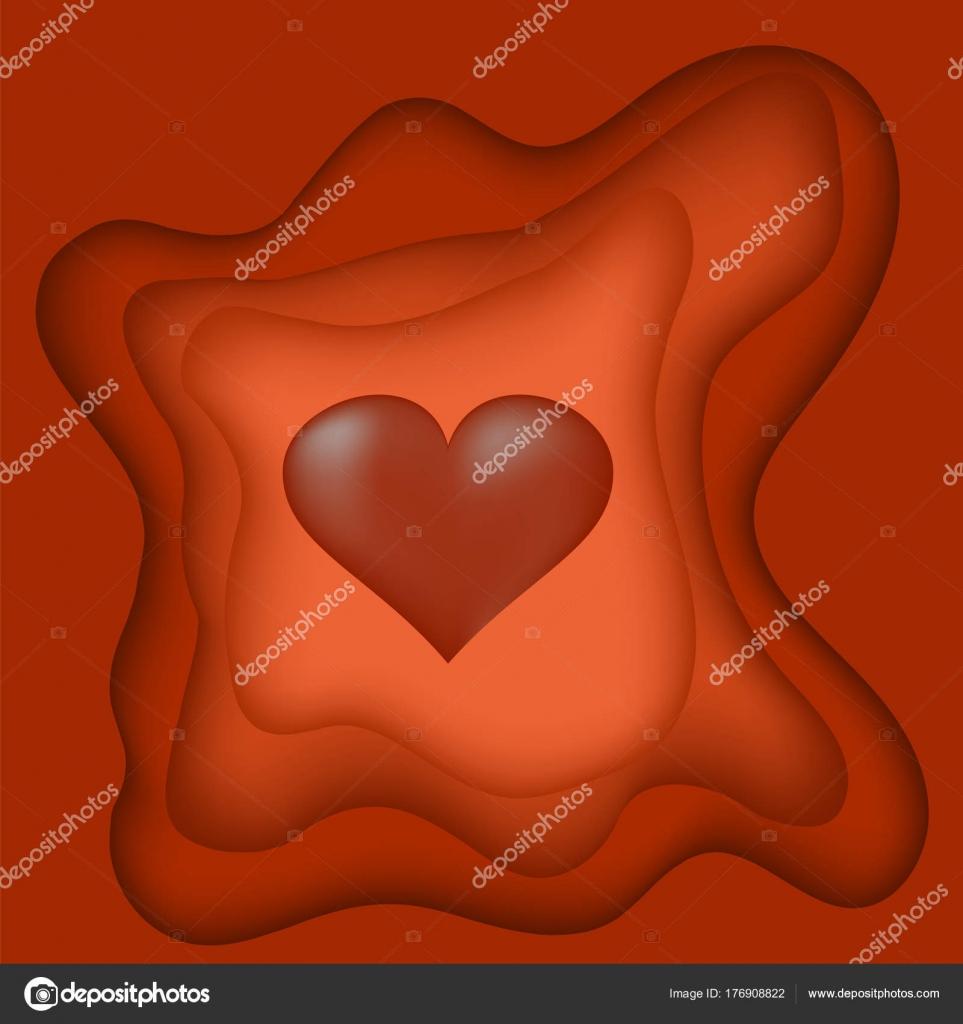 Verschwommene Schnittmuster Herz — Stockvektor © valeo6 #176908822