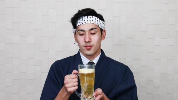 Porträt des japanischen Koch