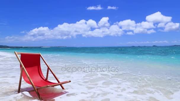 léto na pláži