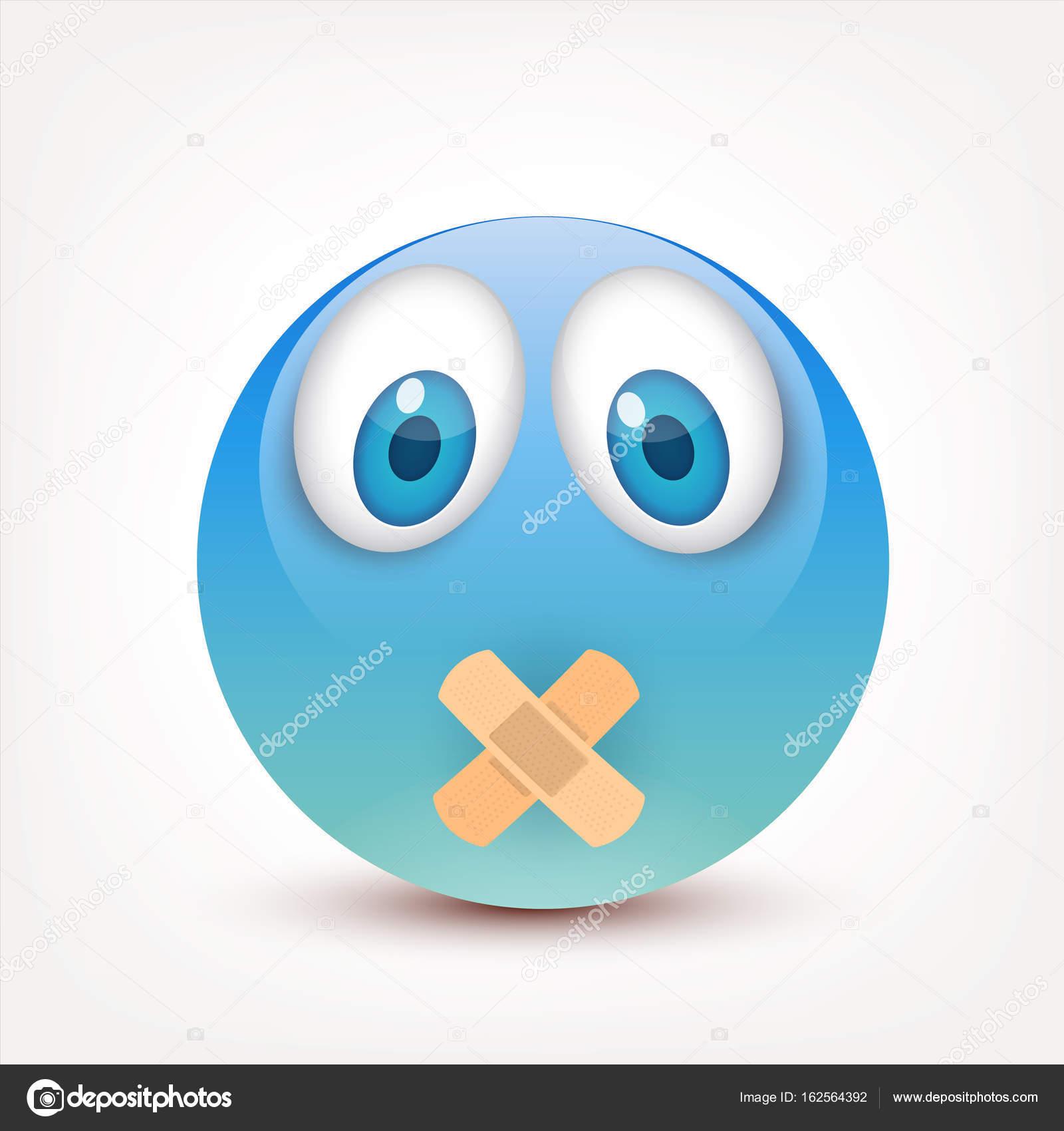 Verrückte Augen Emoji