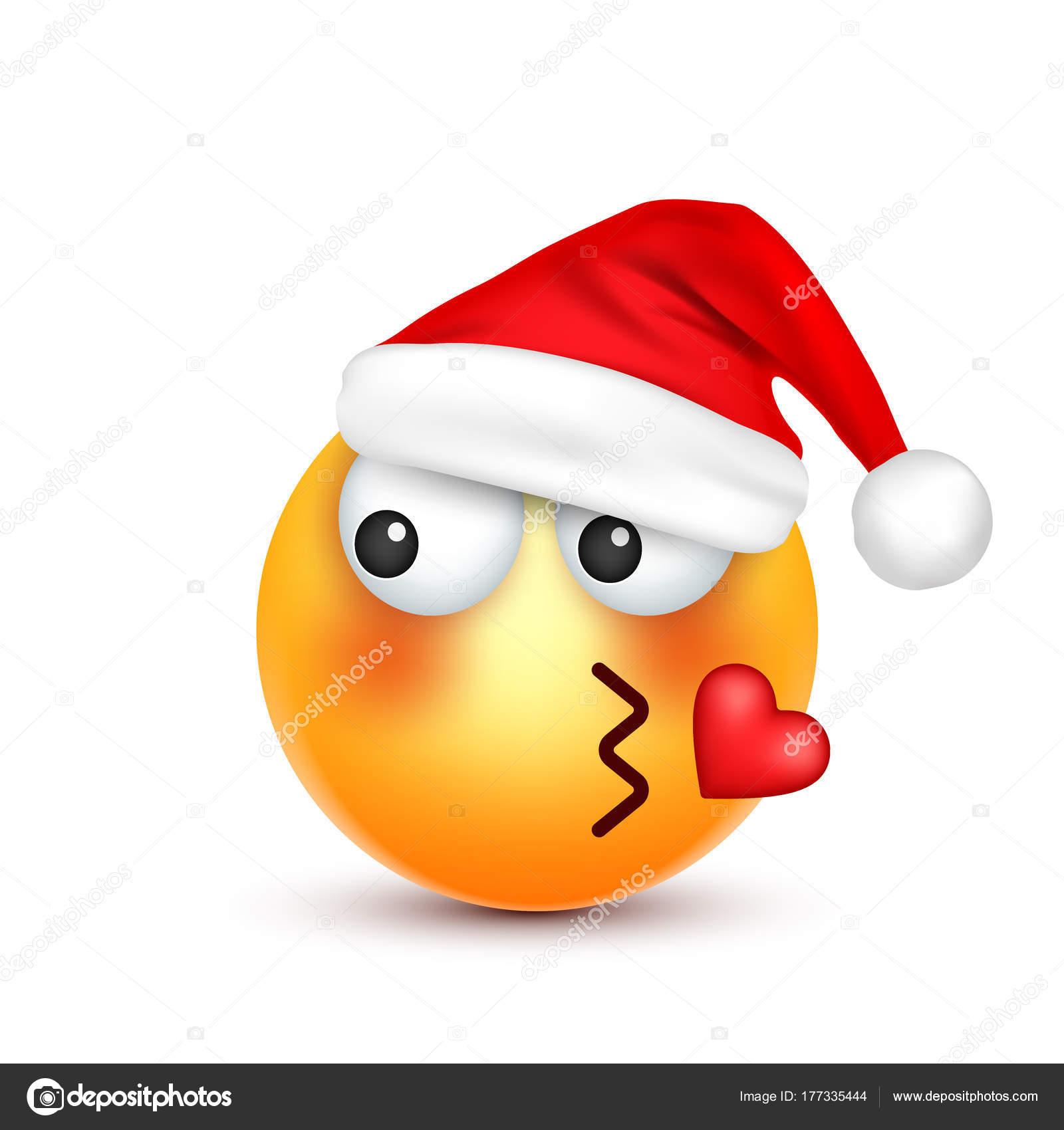 Smiley fronte con le emozioni emoji realistico umore triste o