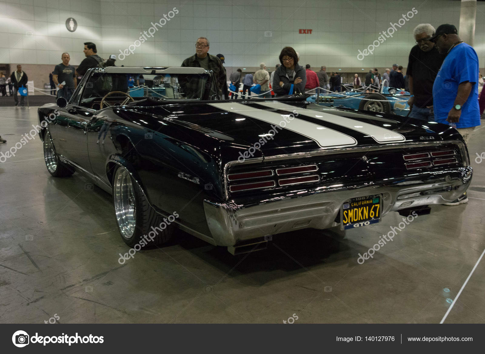 Pictures 1967 Gto 1967 Pontiac Gto Convertible Stock Editorial Photo C Bettorodrigues 140127976
