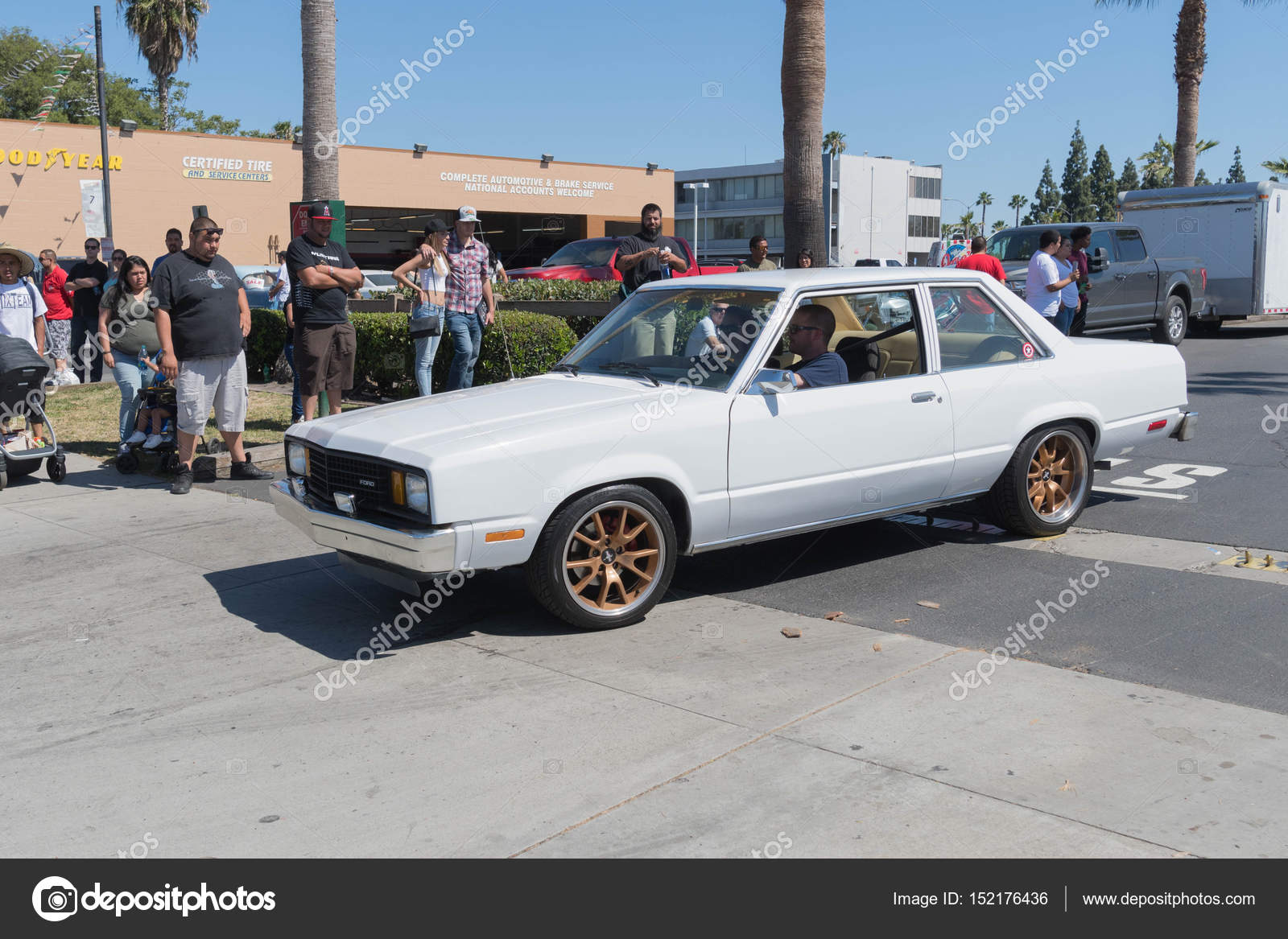 Buena park usa april 30 2017 ford fairmont on display during the fabulous fords forever photo by bettorodrigues
