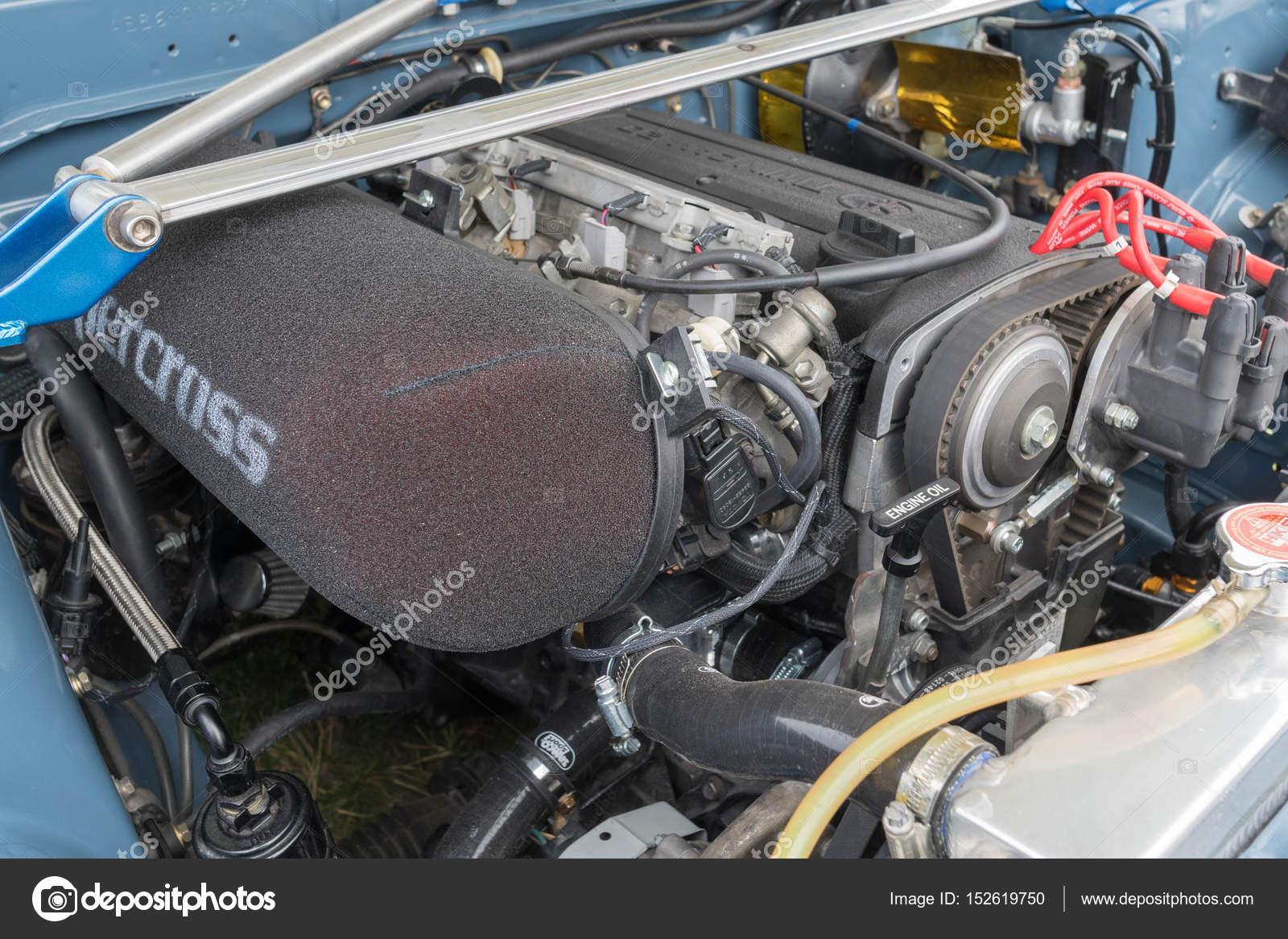 1986 toyota corolla engine