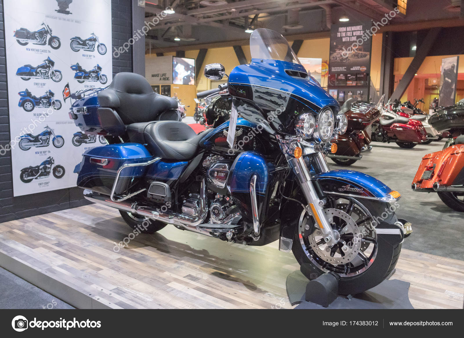 harley davidson ultra limited 115th aniversary edition