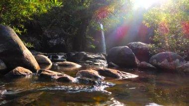 Haew Narok Waterfall in Khaoyai National Park Thailand