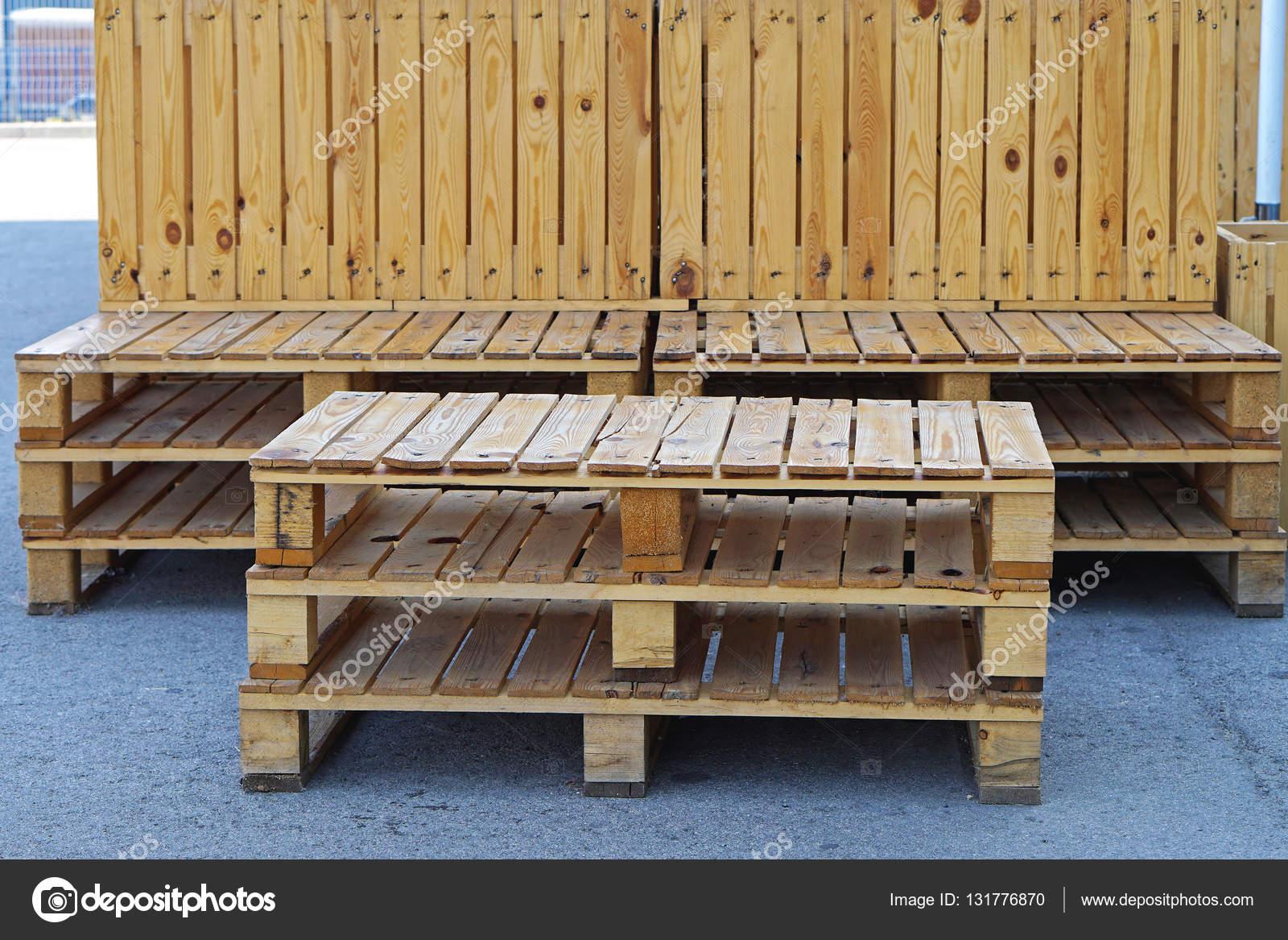 Muebles palets reciclados procesos de de muebles de - Muebles palets reciclados ...