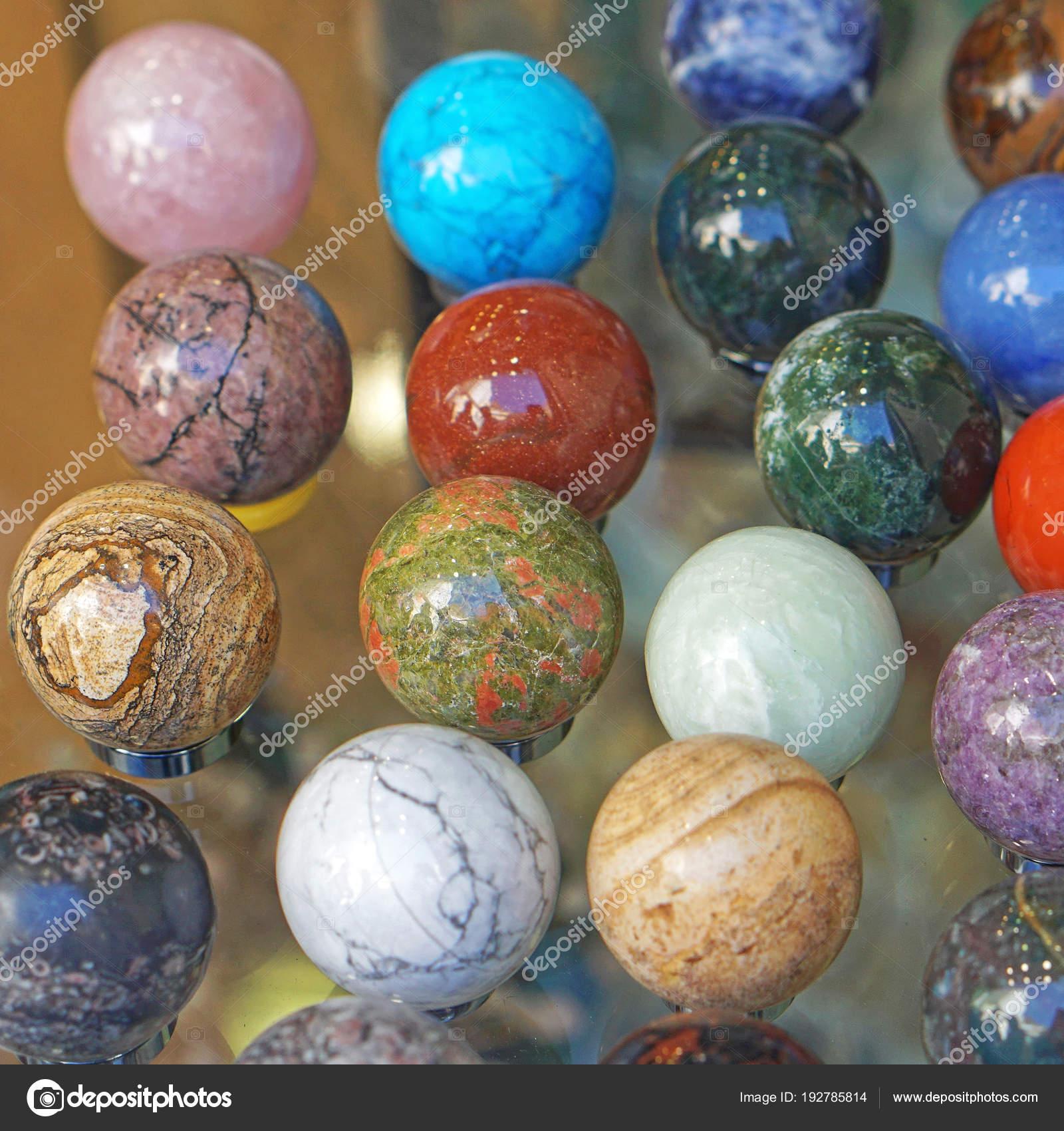 Marbles Balls Decor Stock Photo C Bradatata 192785814
