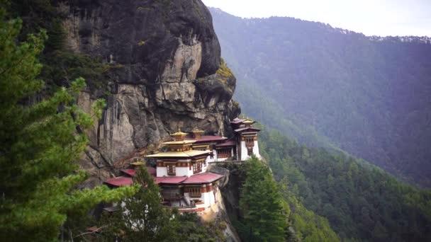 Tigernest paro taktsangat Sommertag im oberen Paro-Tal himalyas bhutan