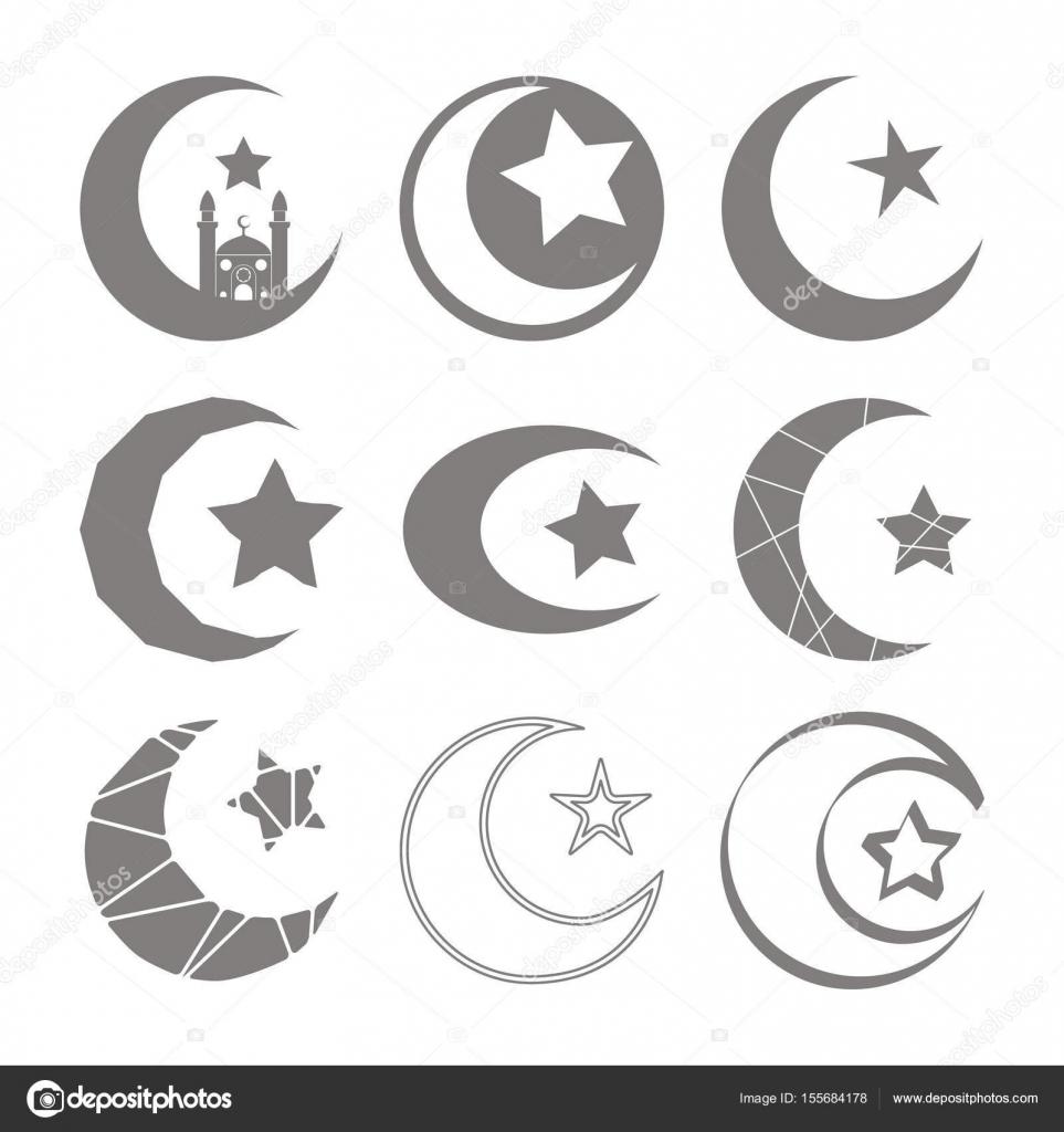 Что означает звезда и полумесяц в исламе