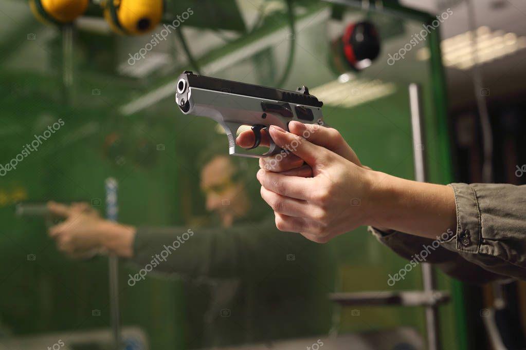 Datazione di una pistola Glock