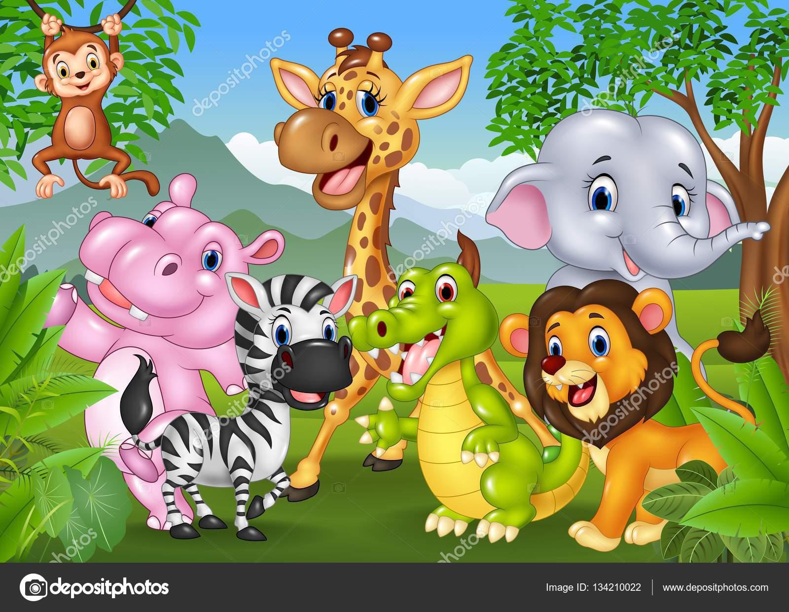 Fondos De Animales Animados: Dibujos: Animados De Animales