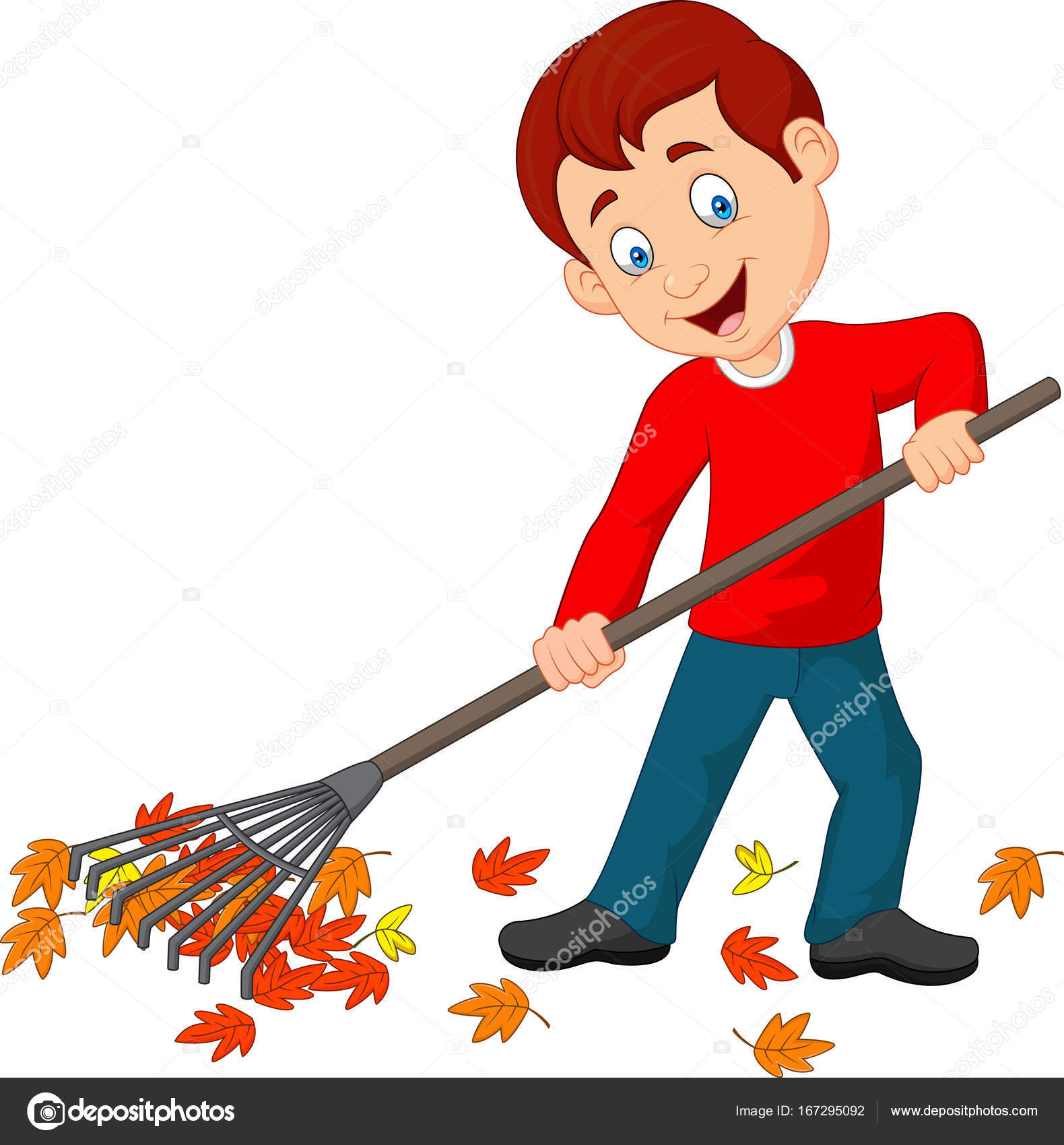 raking leaves clipart cliparts galleries girl raking leaves clipart leaf raking clipart