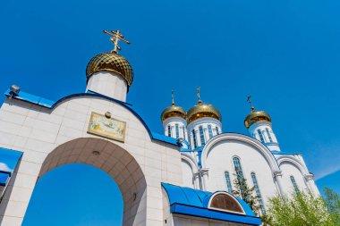Nur-Sultan Orthodox Cathedral 40