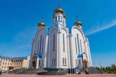 Nur-Sultan Orthodox Cathedral 41