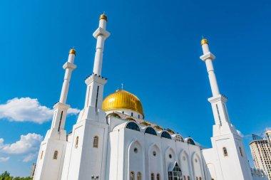 Nur-Sultan Nur Mosque 254