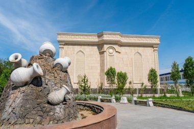 Taraz Keneshan Mosque 68