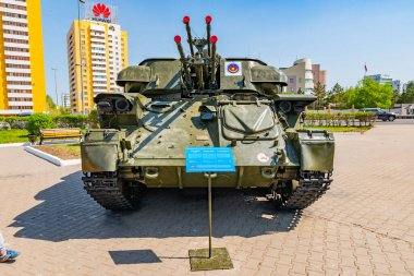 Nur-Sultan Military Museum 63