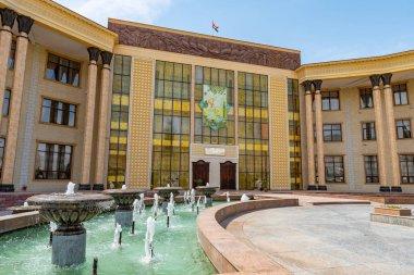 Khujand Rudaki Statue Cultural Palace Sugdiyon 35