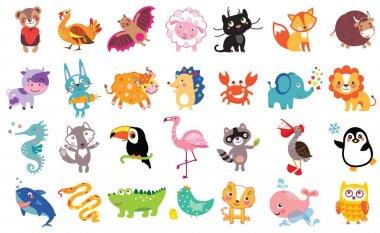 Animals Big Set