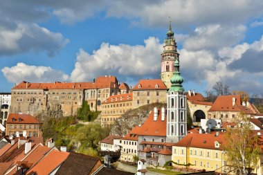 Cesky Krumlov is a UNESCO World Heritage Site.