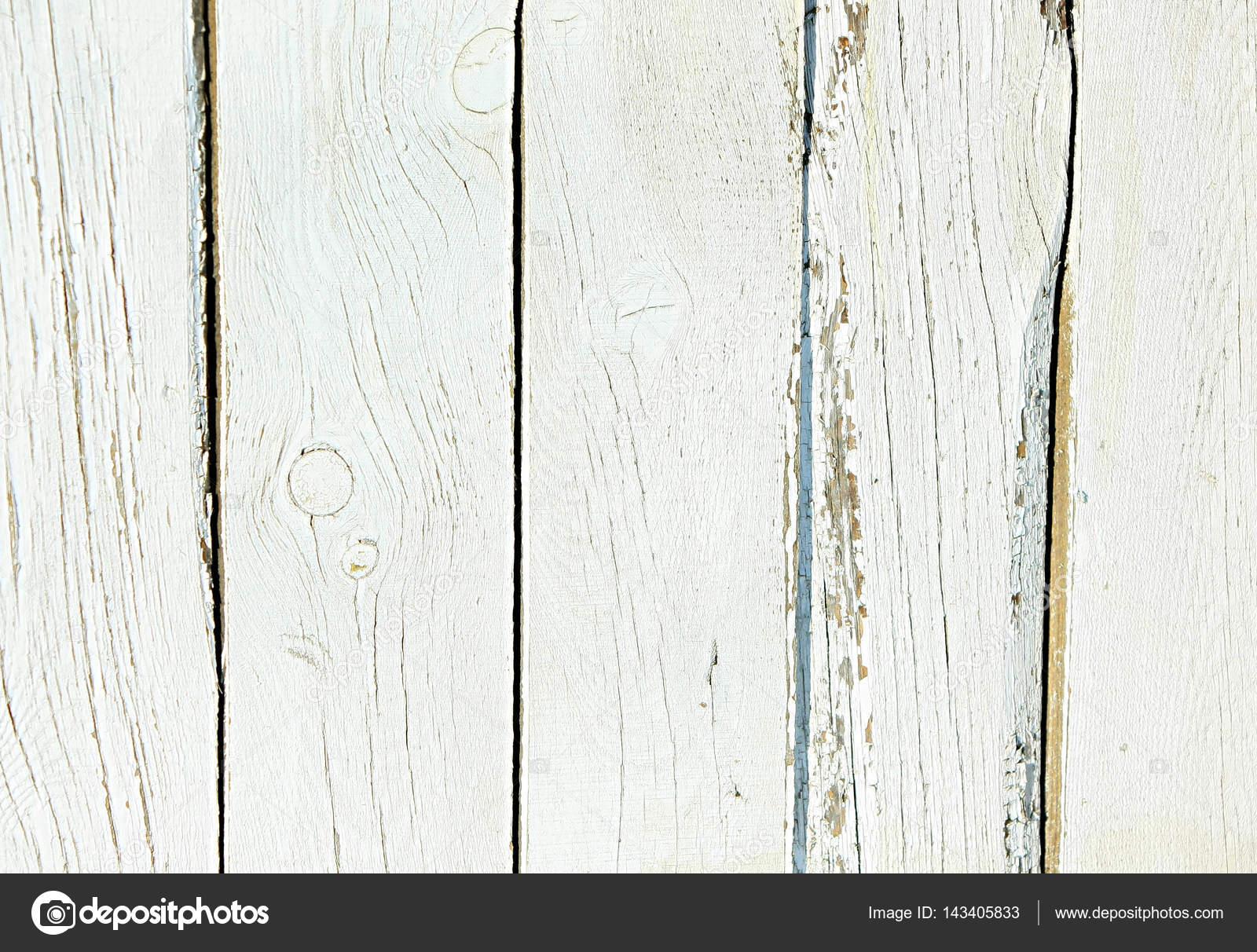 Legno Naturale Bianco : Vecchio fondo misero di legno naturale bianco u foto stock