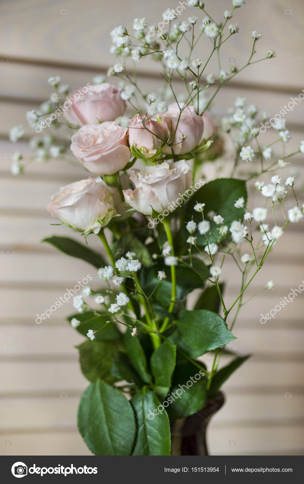 Small White Flowers In Bouquets - Flowers Ideas