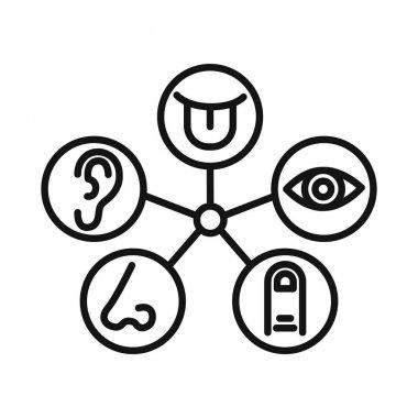 sensor perception illustration design