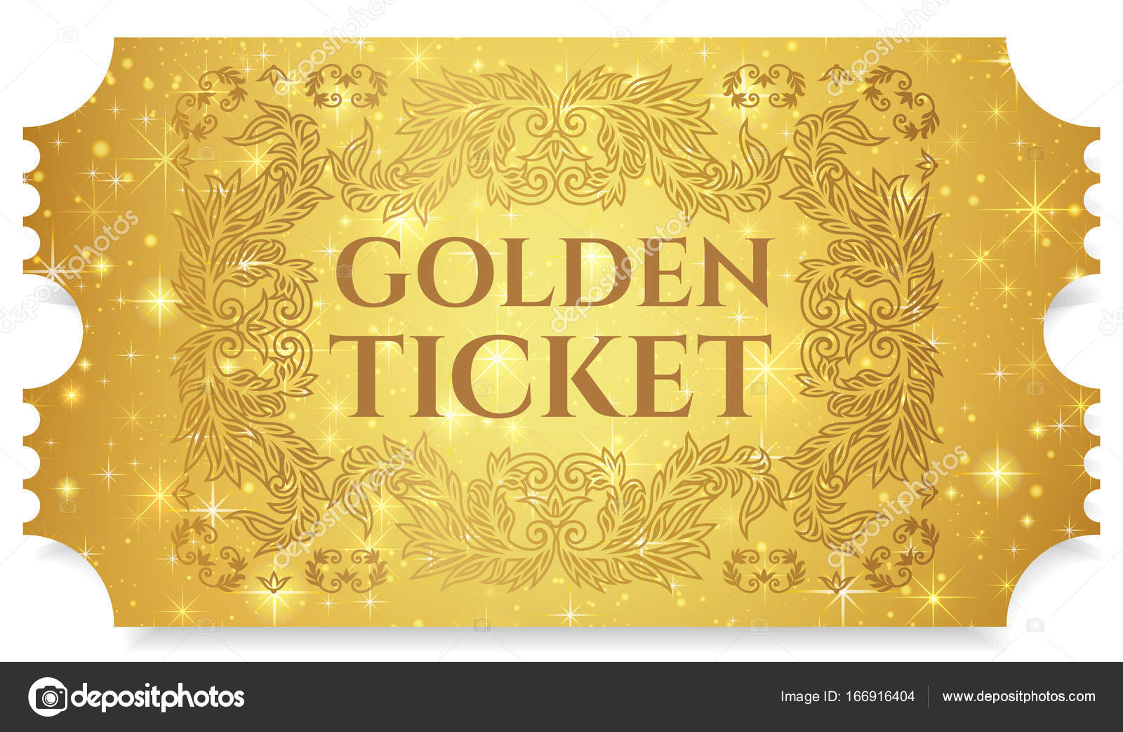 golden ticket background pictures to pin on pinterest