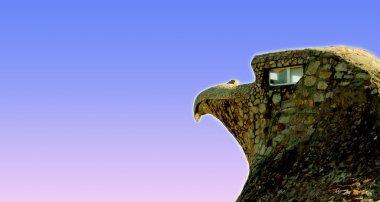 The Stone Eagle of Atlantida