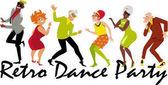 Retro Dance party
