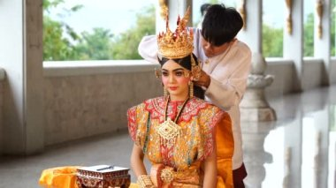 Art and Culture Thailand Dancing