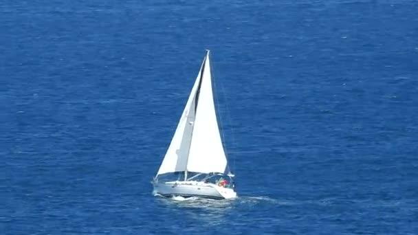 vitorlás hajó, vitorlázás, óceán
