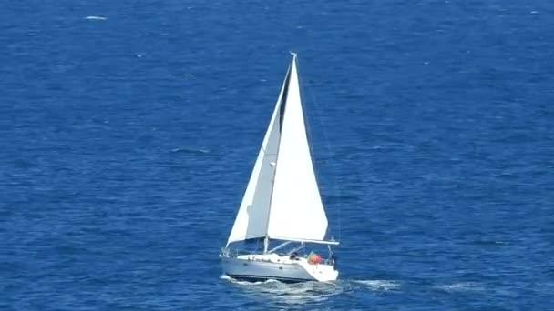 Vitorlás hajó vagy jacht-óceán