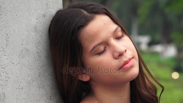 Black teen unavený