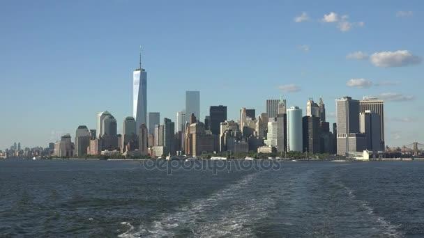 Metroplitan Stadt von New York