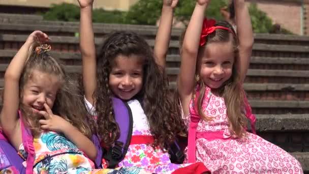 Happy Kids Preschool Children