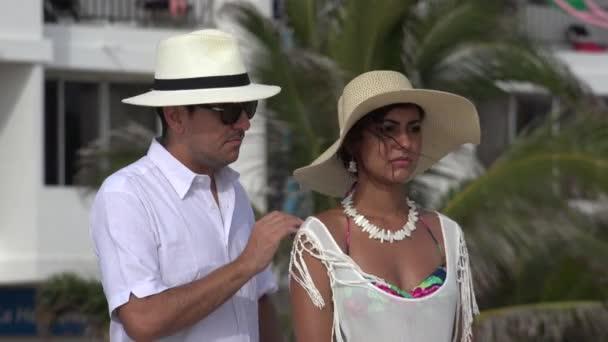 Vztahové problémy manželský pár