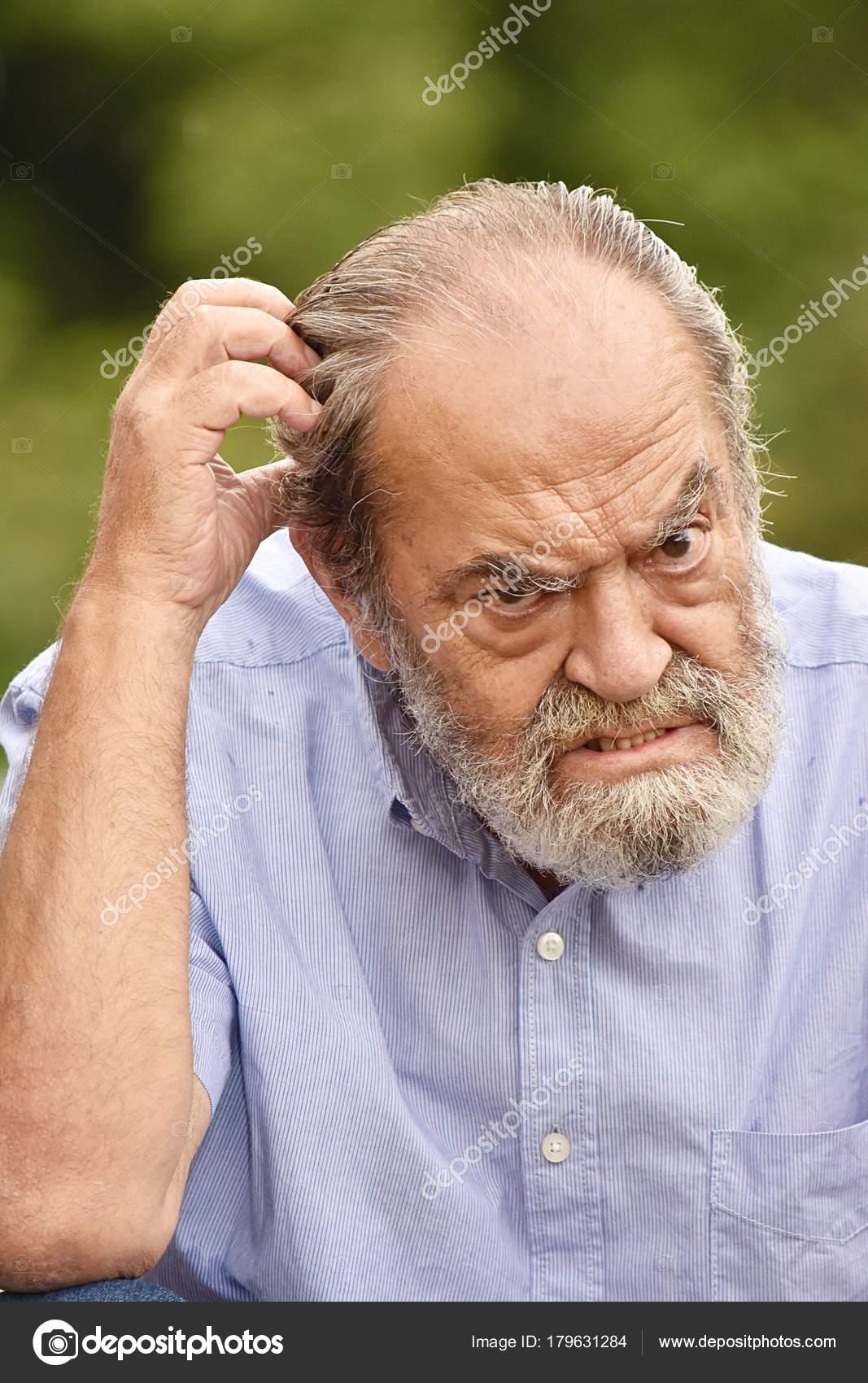old grandpa