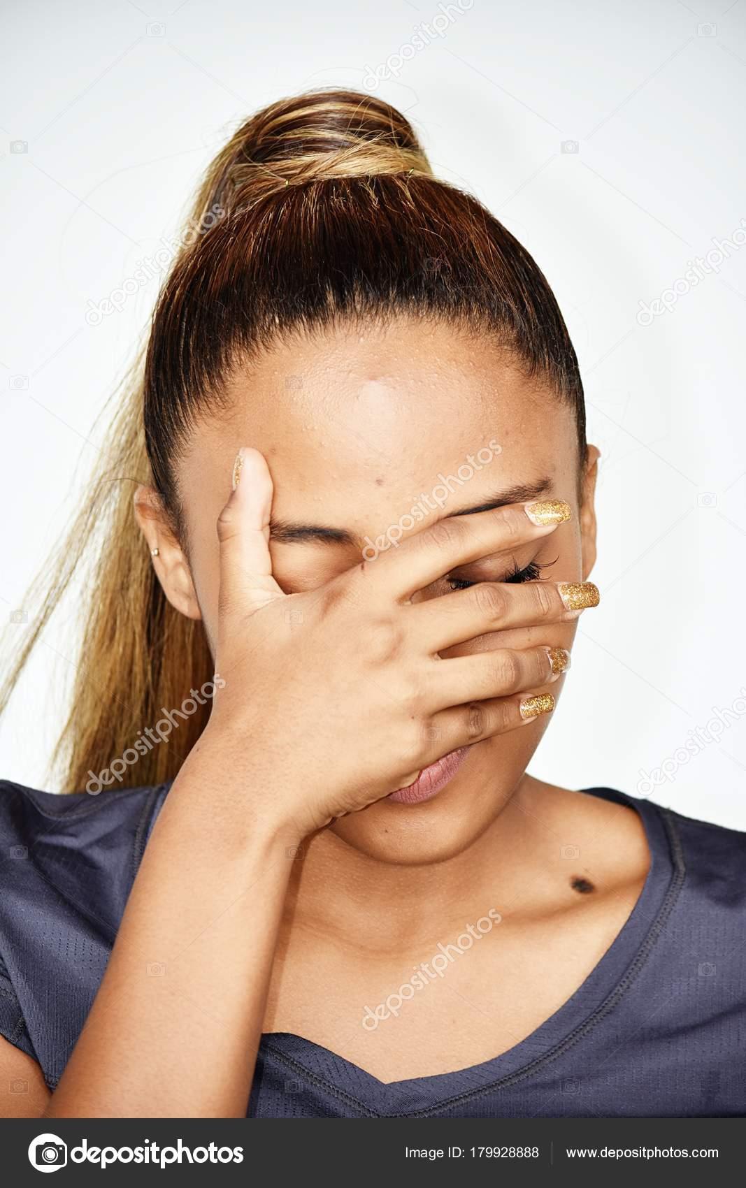 facial Colombian teen