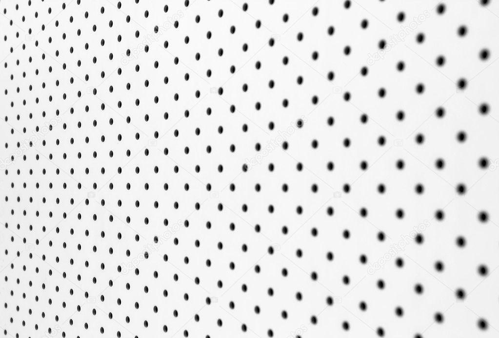fond blanc panneau perfor pour le travail de conception photographie myimagine 127277352. Black Bedroom Furniture Sets. Home Design Ideas