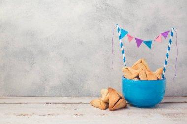Purim celebration concept