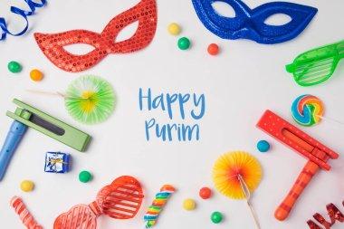 Jewish carnival Purim celebration
