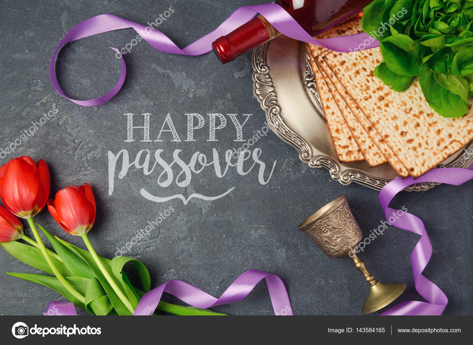 Passover holiday greeting card stock photo maglara 143584165 passover holiday greeting card stock photo kristyandbryce Images