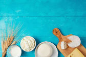 Tejtermékek, sajtok, tejtermékek