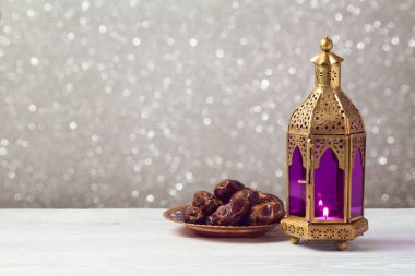 Ramadan kareem holiday celebration concept