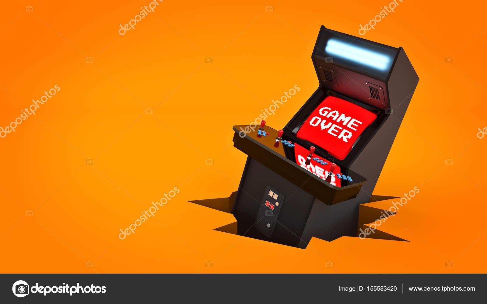 Imagenes Juegos Arcade Juego Juego De La Maquina Arcade Clasicos