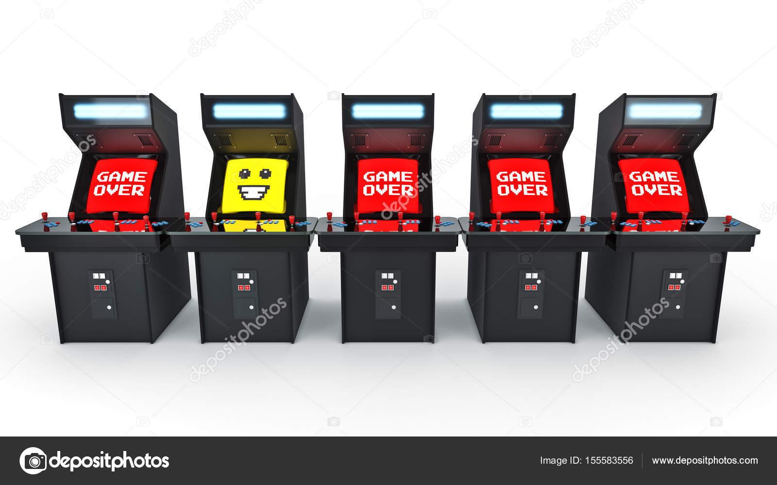 Juegos Arcade Clasicos Para Descargar Juego Juego De La Maquina